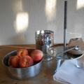 gyümölcslé készítés - alapanyag