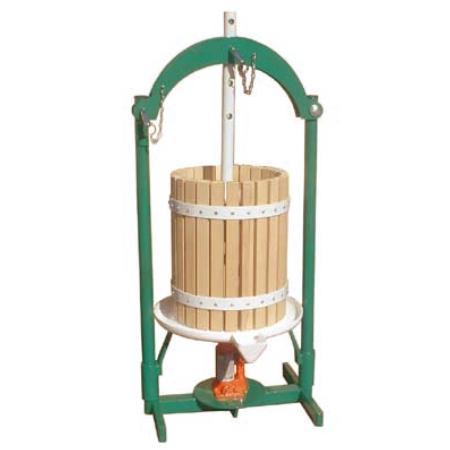 hidraulikus szőlőprés 20 liter