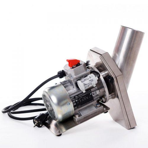 saválló elektromos almadaráló- olasz motor
